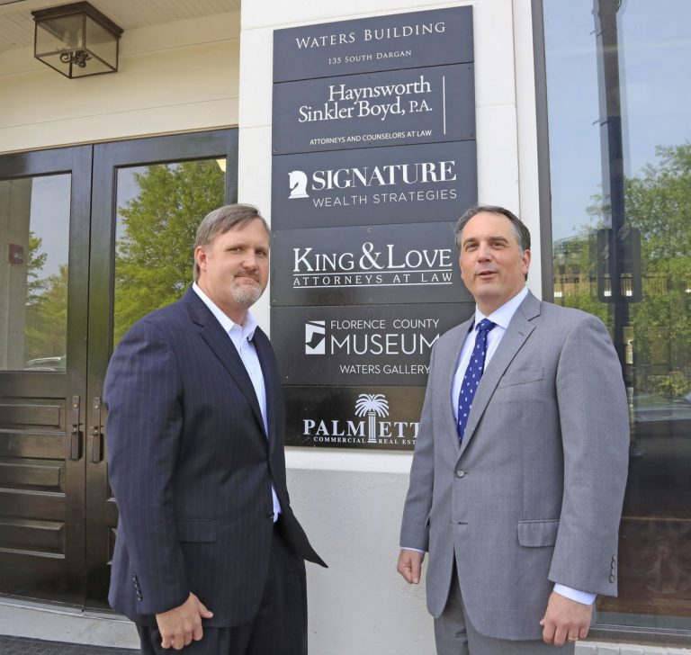 Chip Munn and Scott Mitchell, Signature Wealth Strategies