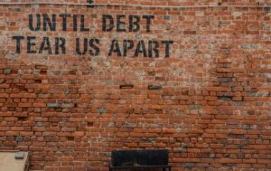 debt and stress
