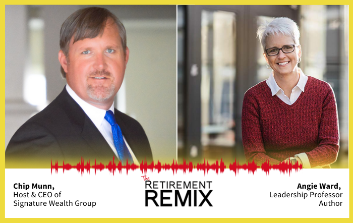 retirement remix feature with angie ward