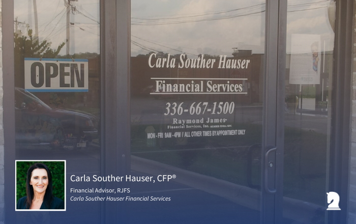 Carla Souther Hauser financial services