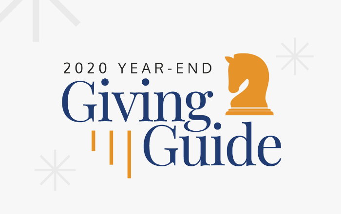 2020 year-end giving guide