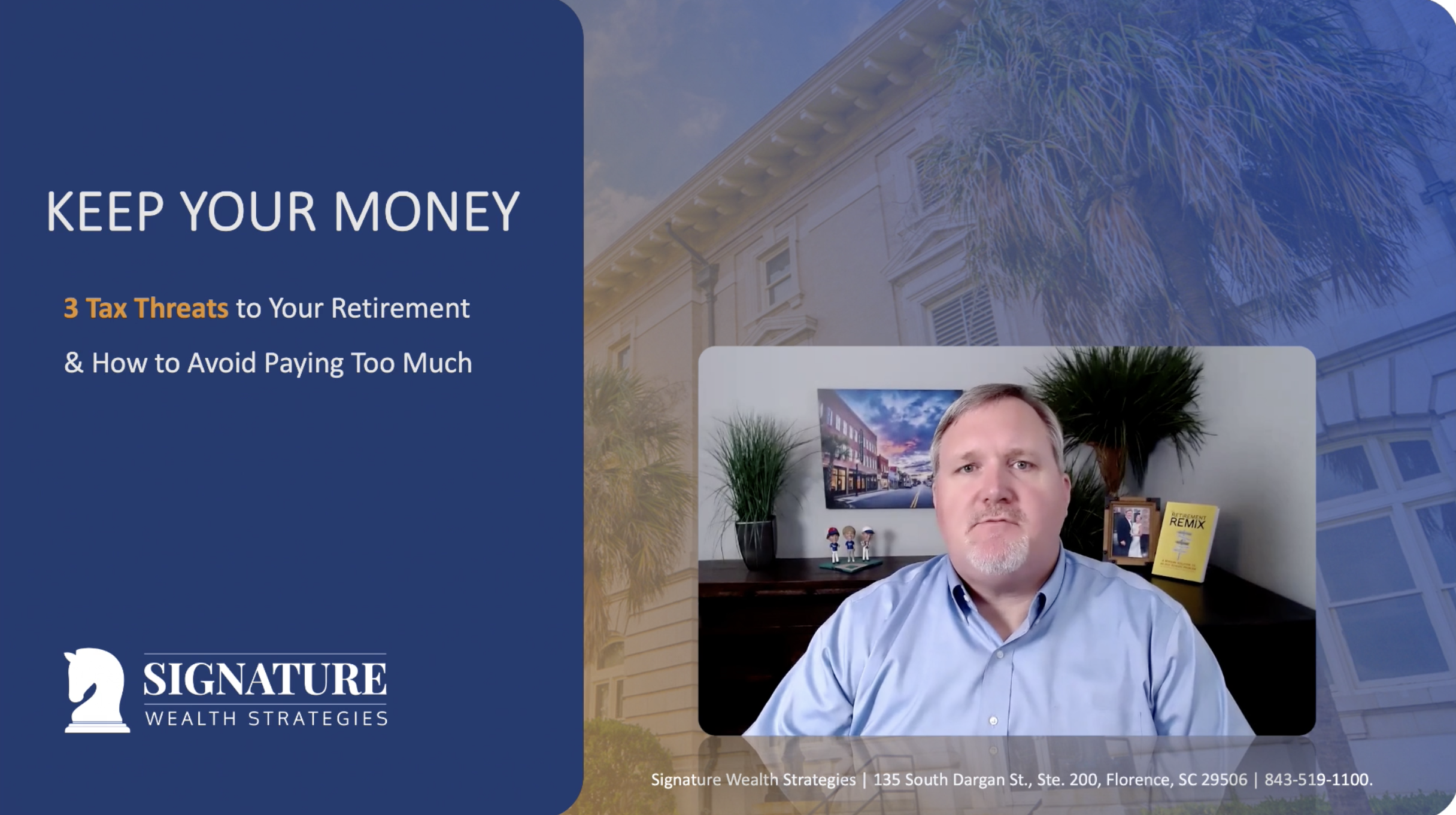 Keep Your Money Webinar