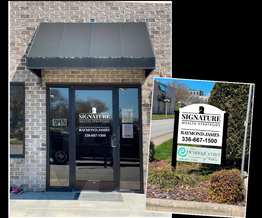 North Wilkesboro Financial Advisors, Signature Wealth Strategies