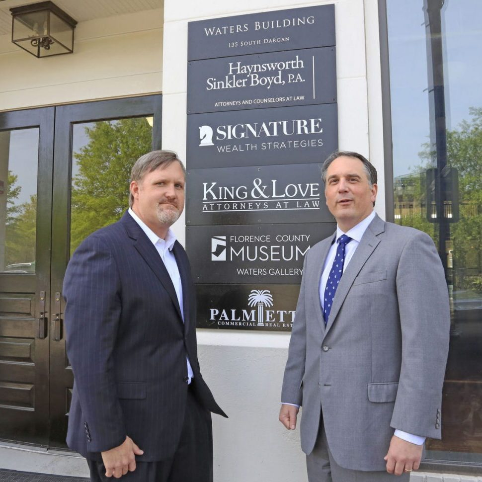 Chip Munn and Scott Mitchell, Signature Wealth Strategies